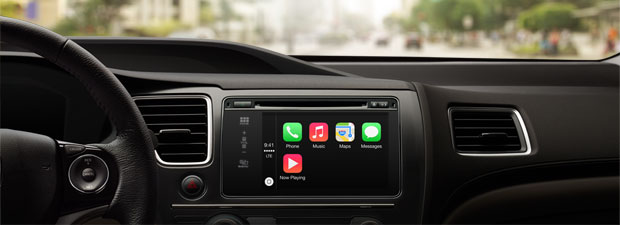 Carplay Honda Homescreen