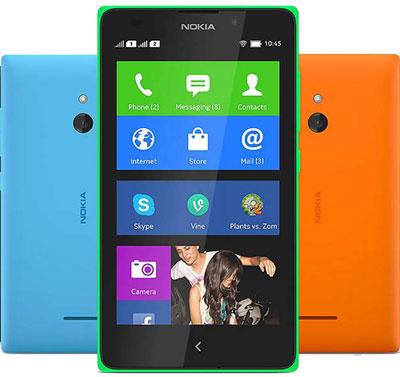 Nokia XL Dual Sim Smartphone