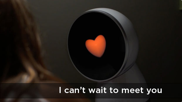 jibo can't wait to meet you