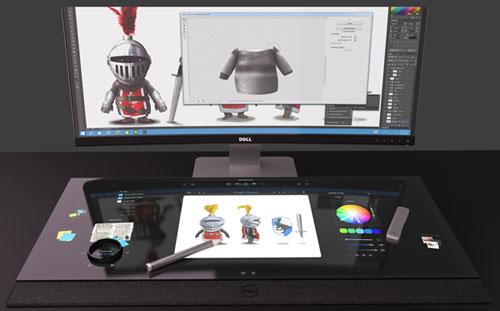 Dell Smart Desk