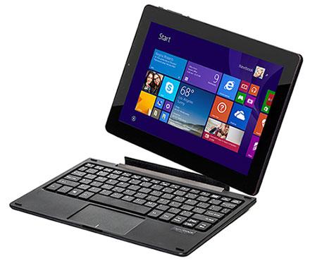 Nextbook Windows 2-in-1 Tablet