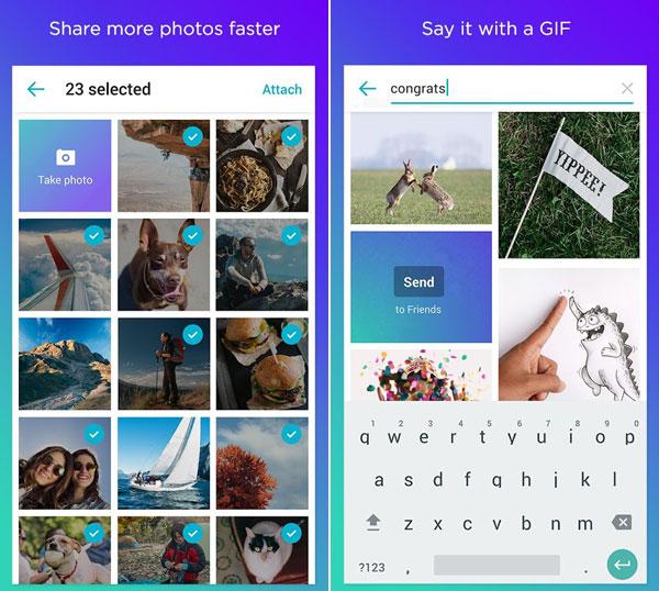 Yahoo Messenger photos and gif