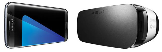 Samsung Gear VR powered by Oculus