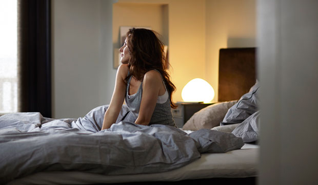 Philips Smart Light wake up