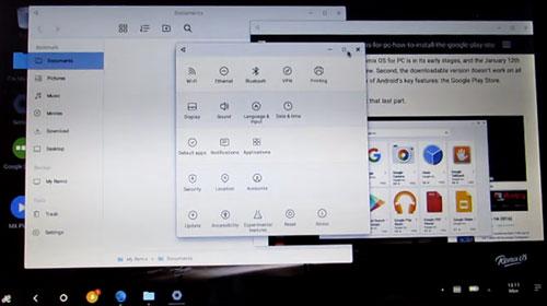 Remix OS Beta 2.0