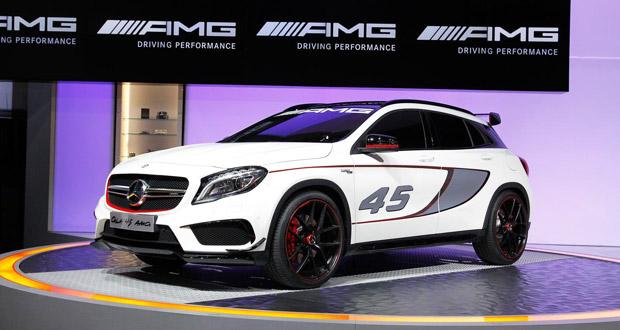 Mercedes-Benz AMG GLA45
