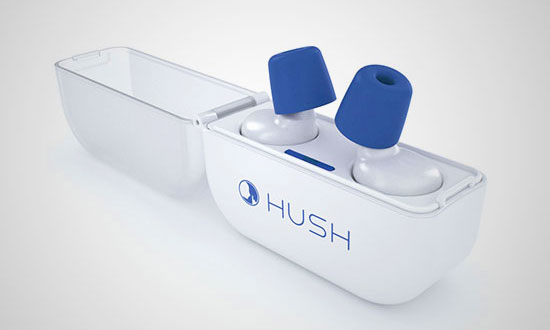 Hush Smart Earplugs