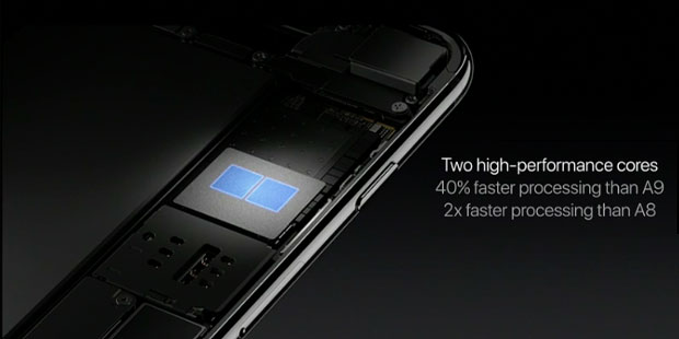 iPhone 7 A10 chip