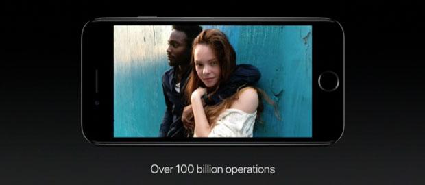 iphone 7 over 100 billion operations