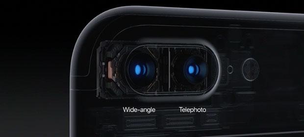 iphone 7 plus wide-angle telephoto
