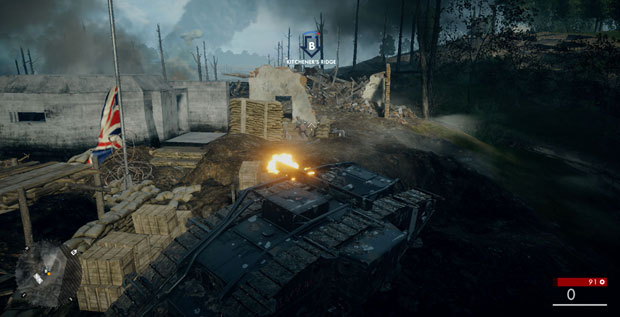 Battlefield 1 screen shot 4