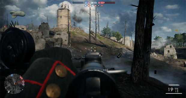 Battlefield 1 screen shot 2