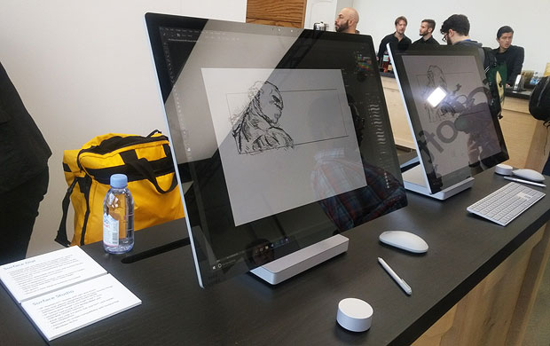 Microsoft Surface Studio launch