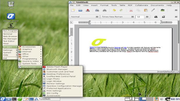Openbox desktop