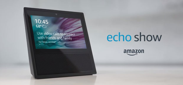 Amazon Echo Show Alexa