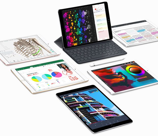 Apple iPad Pro Pencil and Smart Keyboard