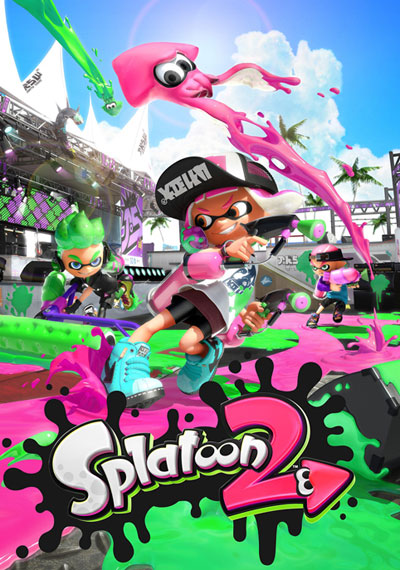 NintendoSwitch Splatoon2