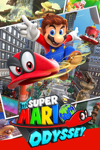 NintendoSwitch Super Mario Odyssey
