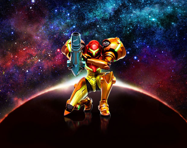 Nintendo 3DS Metroid Samus Returns