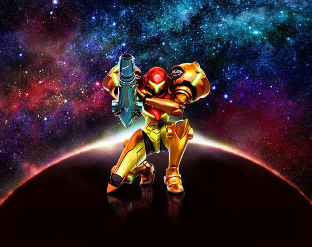 Nintendo 3DS Metroid Samus Returns