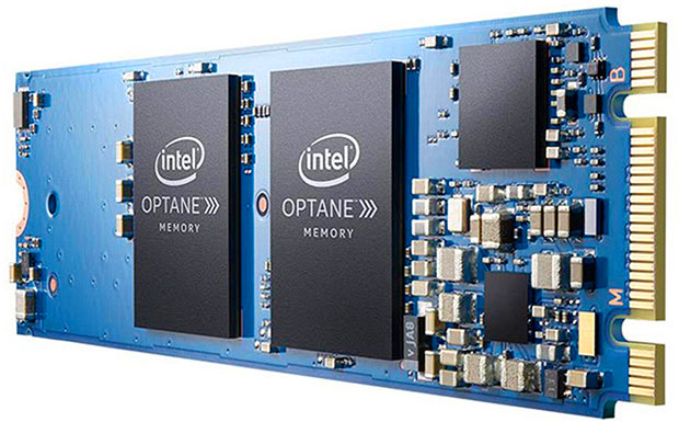 Intel Optane Memory Card