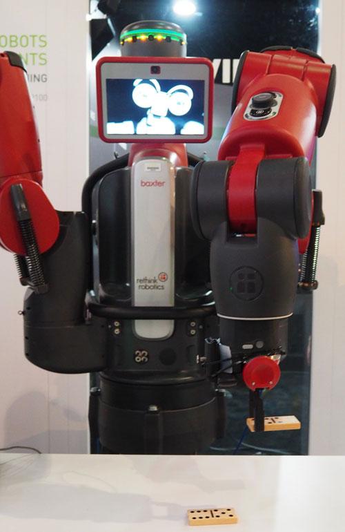 NVIDIA Isaac Robot