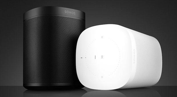 Sonos One With Amazon Alexa