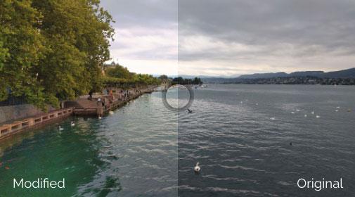 Weakly Supervised Photo Enhancer for Nexus 5X Camera