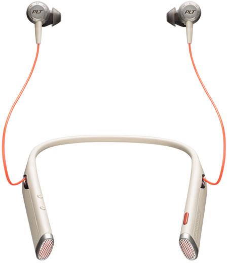 Plantronics Voyager 6200 UC Bluetooth Neckband Headset