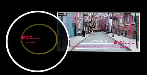 Intel Vaunt street view