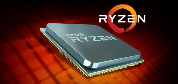 2nd Gen AMD Ryzen Processor