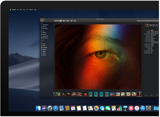 Dark Screen Mode Among New macOS Mojave Highlights