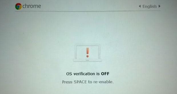 Developer Mode on the Chromebook