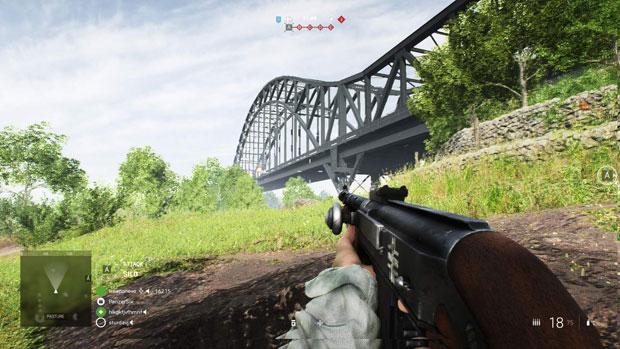 Battlefield V: Attack Silo