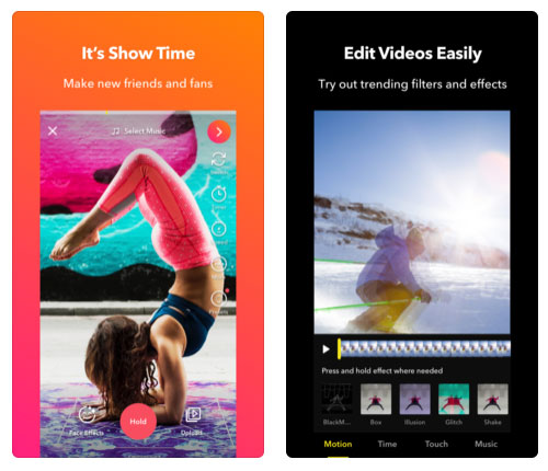 Firework App: It's Show Time, Edit Videos Easily