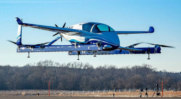 Boeing Flying Taxi Prototype