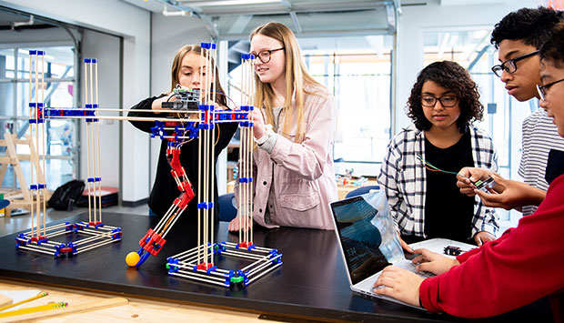 morebot robotics kits for stem learning