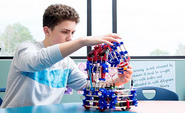 morebot robotics ecosystem