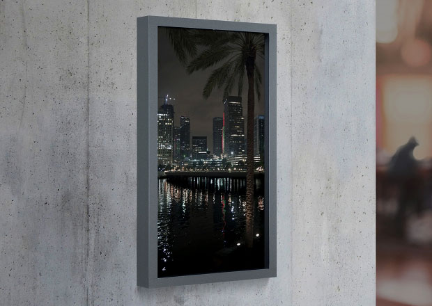Atmoph Window 2 - Smart display with 1,000 views