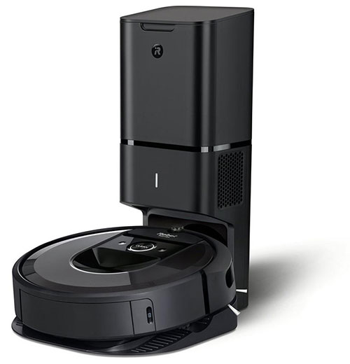 The Roomba i7+ Robot Vacuum