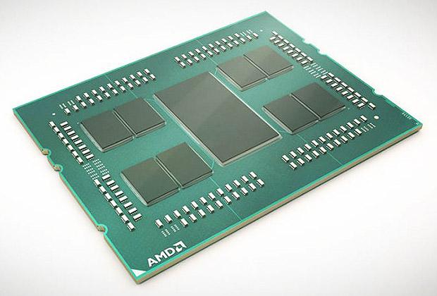 AMD Epyc 2 chip