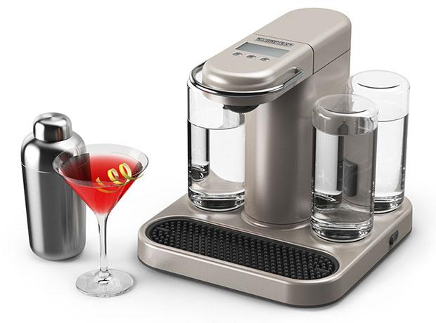 Bartesian Robotic Bartender