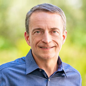 Pat Gelsinger, CEO of VMware