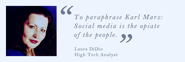 Laura DiDio, High Tech Analyst