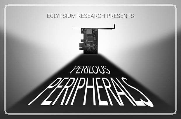 Eclypsium Research Perilous Peripherals