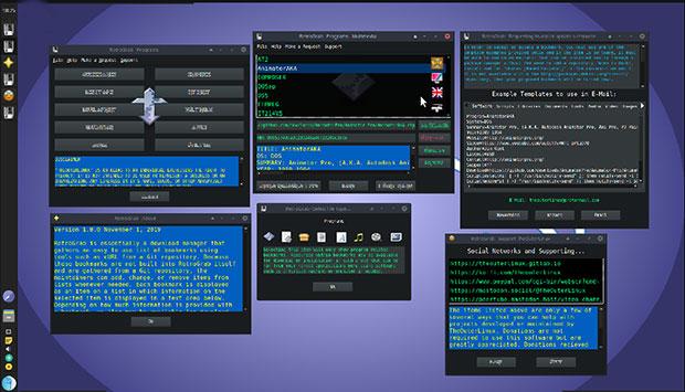 PsychOS RetroGrab download manager