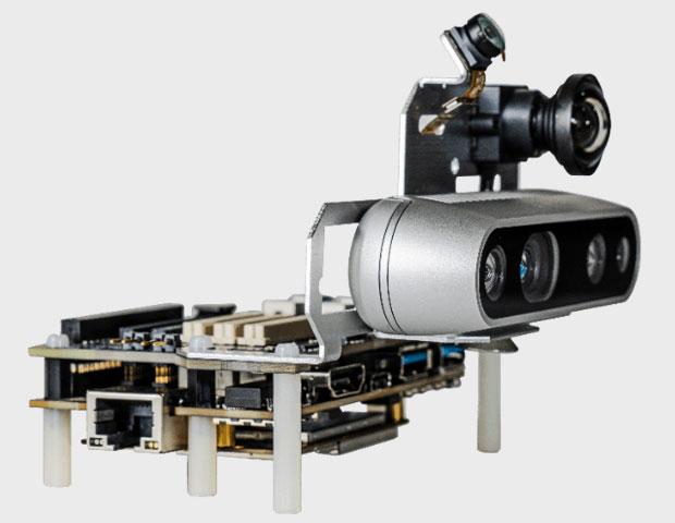 Kit de desenvolvimento Qualcomm Robotics RB5