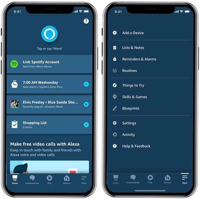 Alexa Mobile App