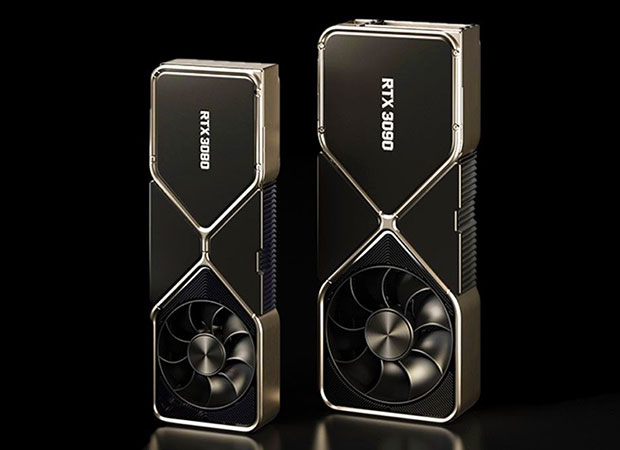 Nvidia RTX 3080 and 3090 graphics cards