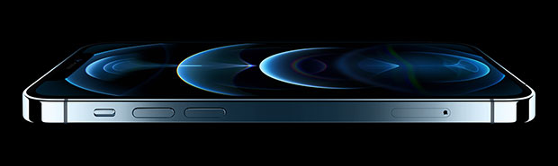 iPhone 12 Pro с передней крышкой Ceramic Shield